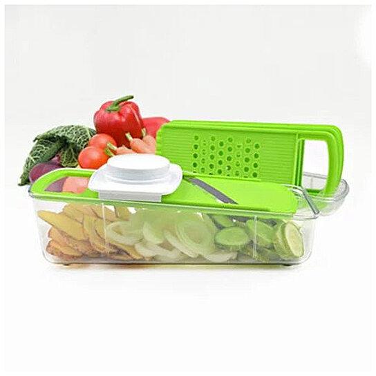 Buy Go Green Veggie 4 in 1 Grinder Slicer Cutter And Shredder by