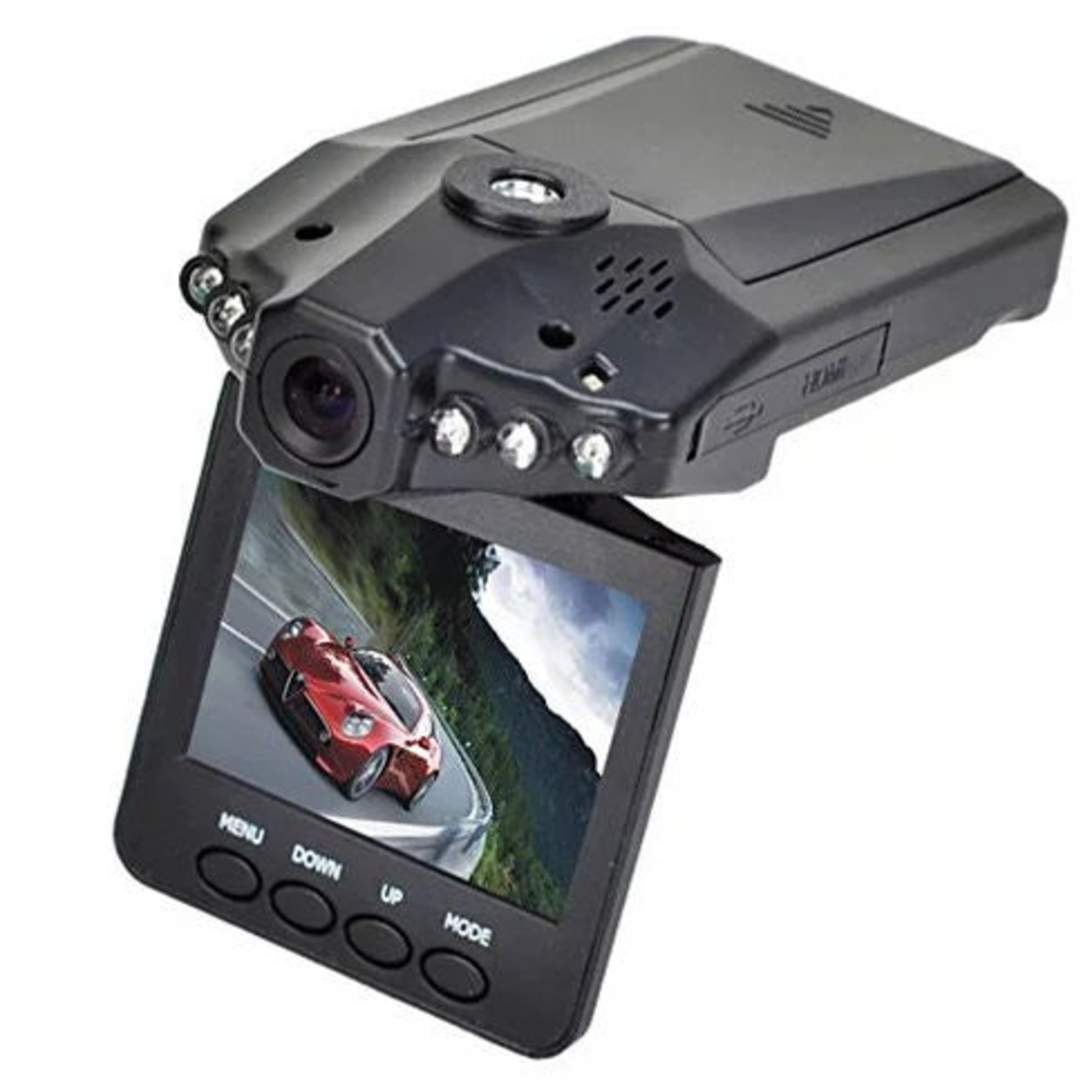 Gypsy Dash CAM The Wireless Dash Cam with night vision for your Car - Capture your scenic drive in this handy dash camera 53cb2dbbb1f964a5340002de