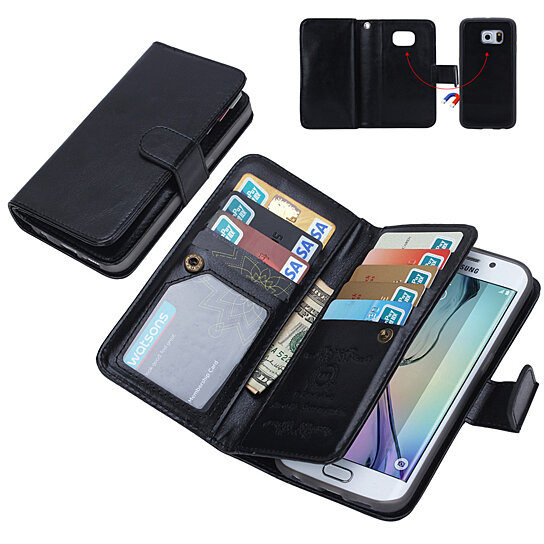 Buy Removable Wallet Case With Wristlet For Iphone 6 6
