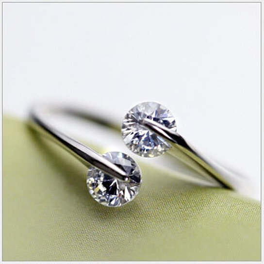 Buy Match Made In Heaven Two Diamonds Come Together On 925