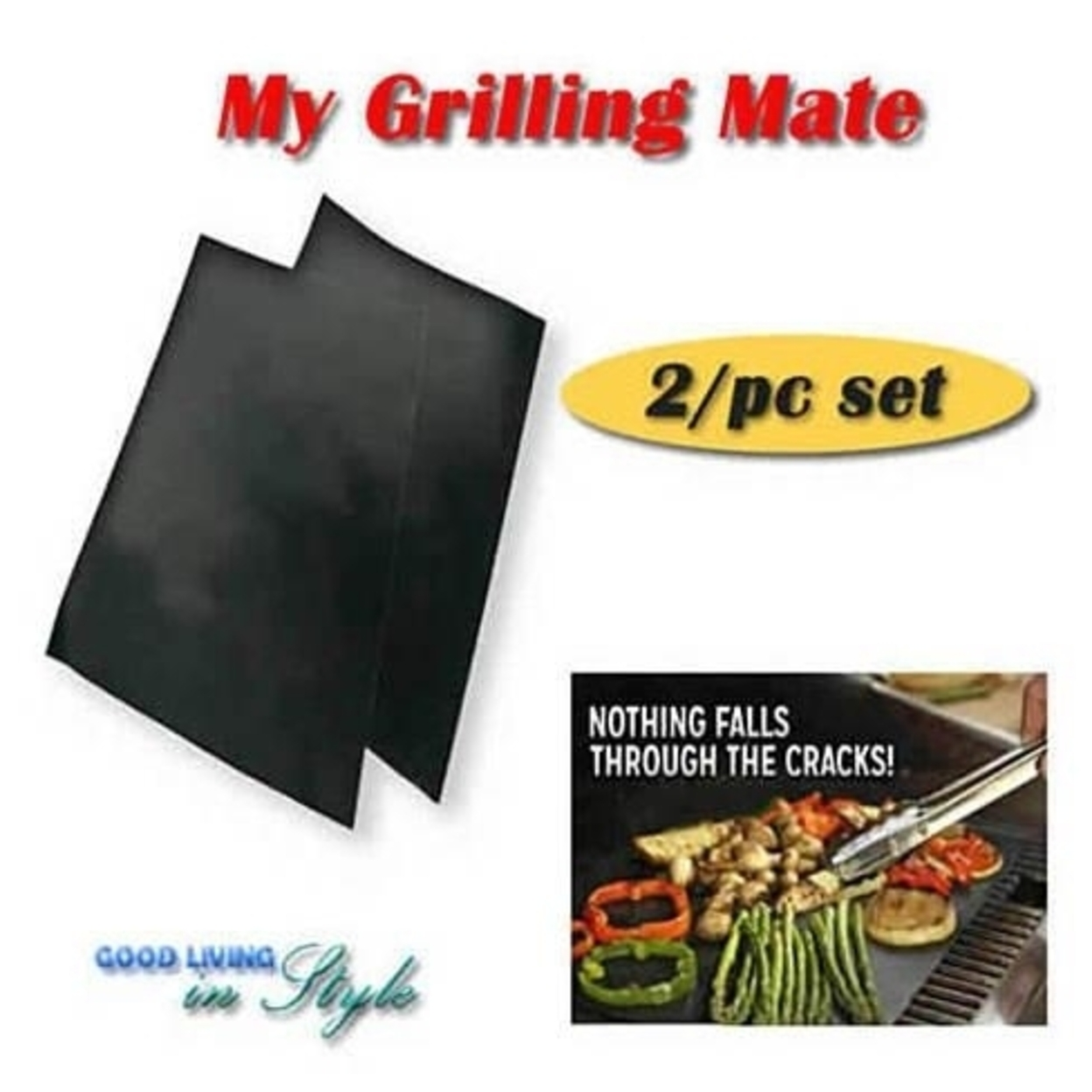 MY Grilling Mate .. A Must Have Accessory FOR Your Grill This Summer.. 538c24711a0ba0dc4800003b