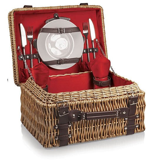 Buy Pick A Picnic The Picnic Basket For 2 By Vista Shops On Dot Bo