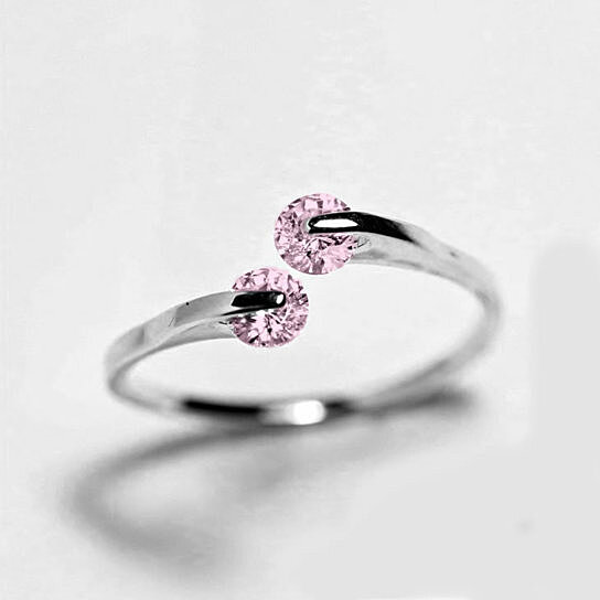 rgbtps three gold blue rose ring wedding princess solitaire sapphire classic stone set f rings product topaz diamond pink band