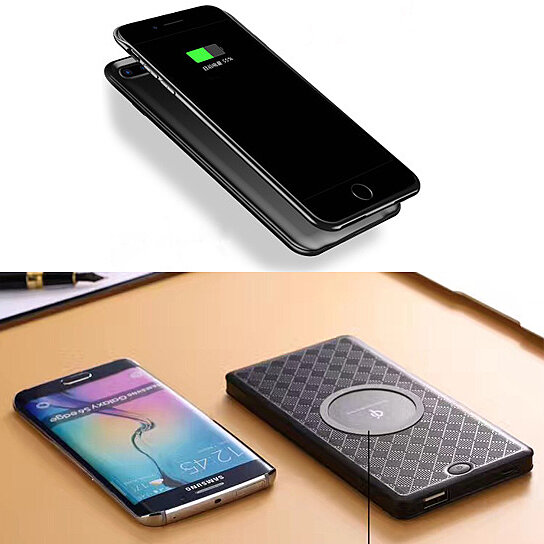 Buy Quick iPhone 8  X Qi Wireless Portable Pocket Charger And Power Bank by  Vista Shops on OpenSky 67f1469b7b9e