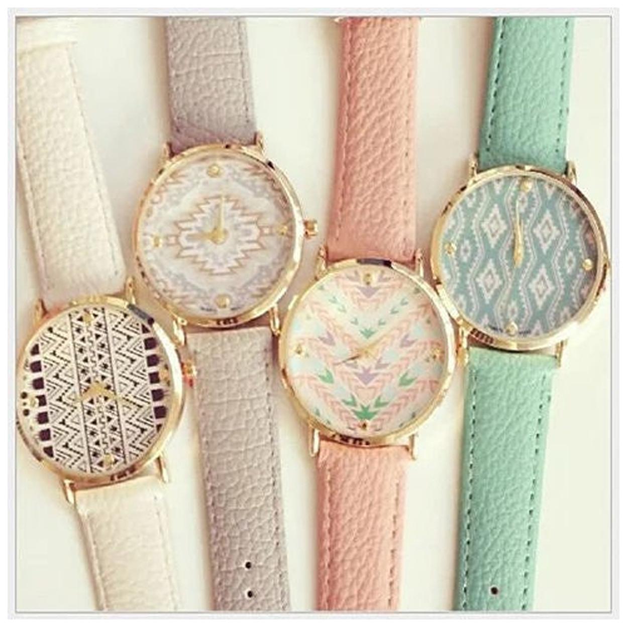 Trendy Times Quartz Fashion Watches