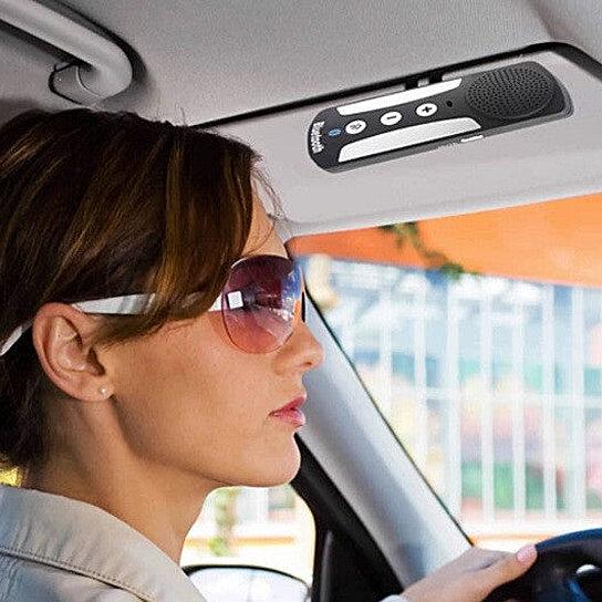 Handsfree Bluetooth Multipoint Car SpeakerPhone