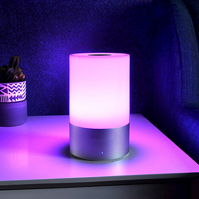 Touch-N-Go Color Changing Portable LED Lamp