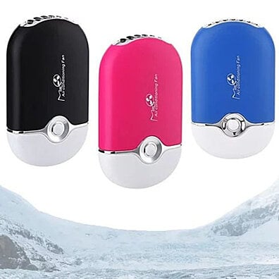 Handheld Portable Air Conditioner In 3 Colors