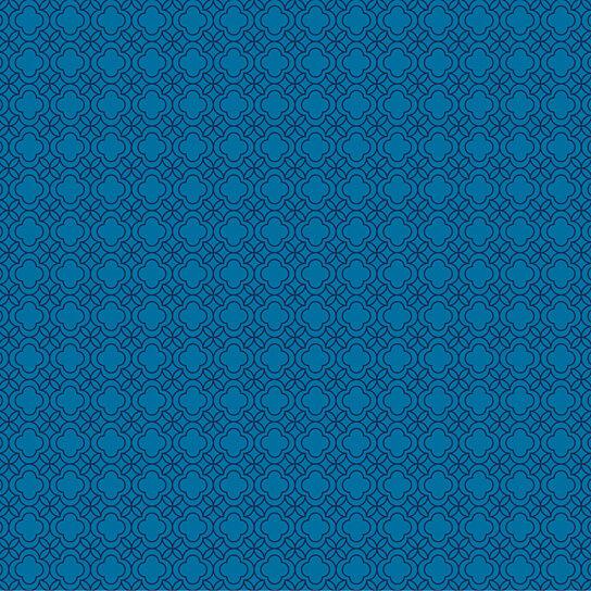 buy quatrefoil blue black removable peel and stick