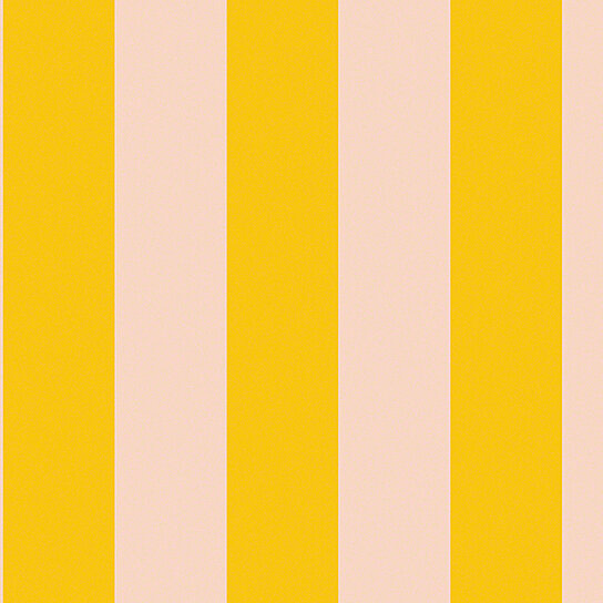 Buy stripe sorbet removable peel and stick wallpaper by for Cheap stick on wallpaper