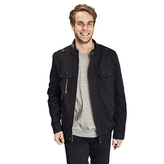 d41a1f554 Buy Men's Lightweight Front Zip Jacket by Wantdo Fashion on OpenSky