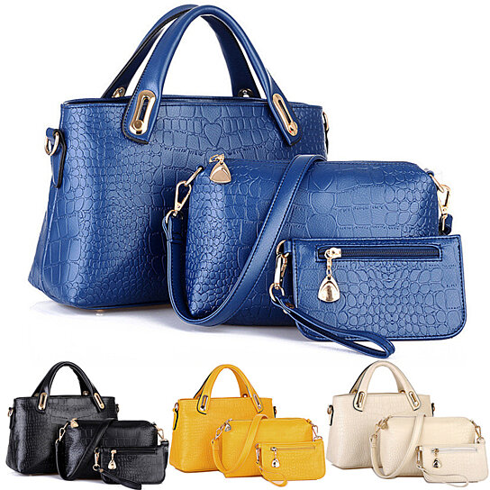 358d52ab5 Trending product! This item has been added to cart 1 times in the last 24  hours. 3 Piece - Vegan Leather ...