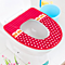 Antibacterial thick ultra-soft suede toilet mat