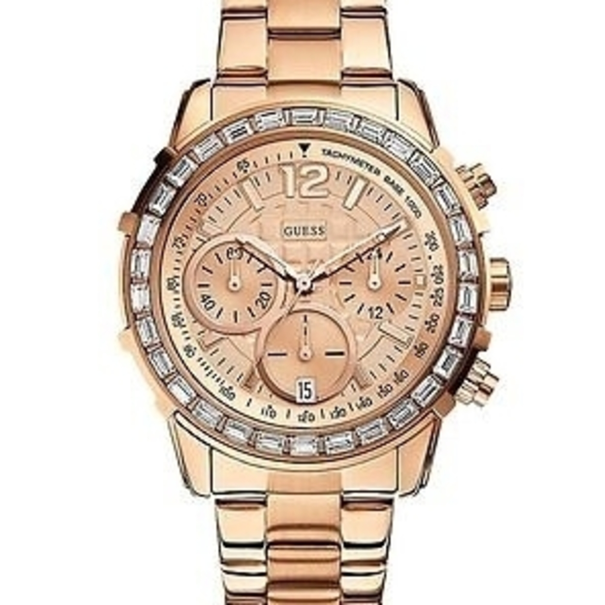 s watches guess s u0016l5 dazzling sport