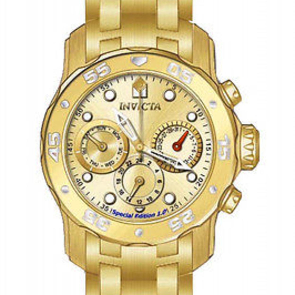 s watches invicta s 15036 special edition