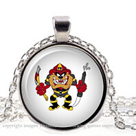 Firefighter, Firefighting Silver Jewelry Pendant Necklace, Firetruck, Firehouse Pendant