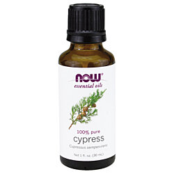 NOW Foods - Cypress Oil, 1 oz