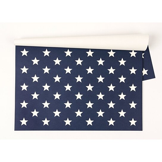 Buy Kitchen Papers Stars On Blue Patriotic Paper Lunch Dinner Party Placemats By Whinycat On Opensky
