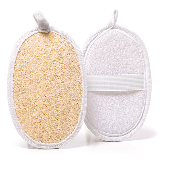 Buy Exfoliating Loofah Pads 2 Pack Skin Care Tool For