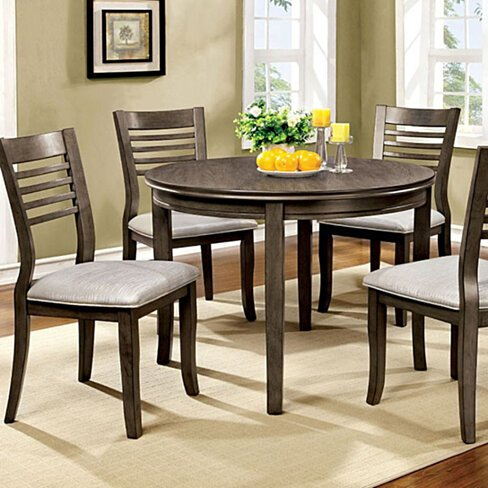 Dwight III Transitional Round Table(CM3988GY-RT-48)