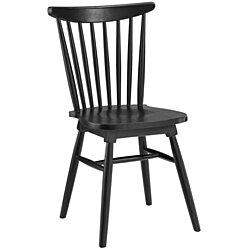 Amble Dining Side Chair, EEI-1539-BLK