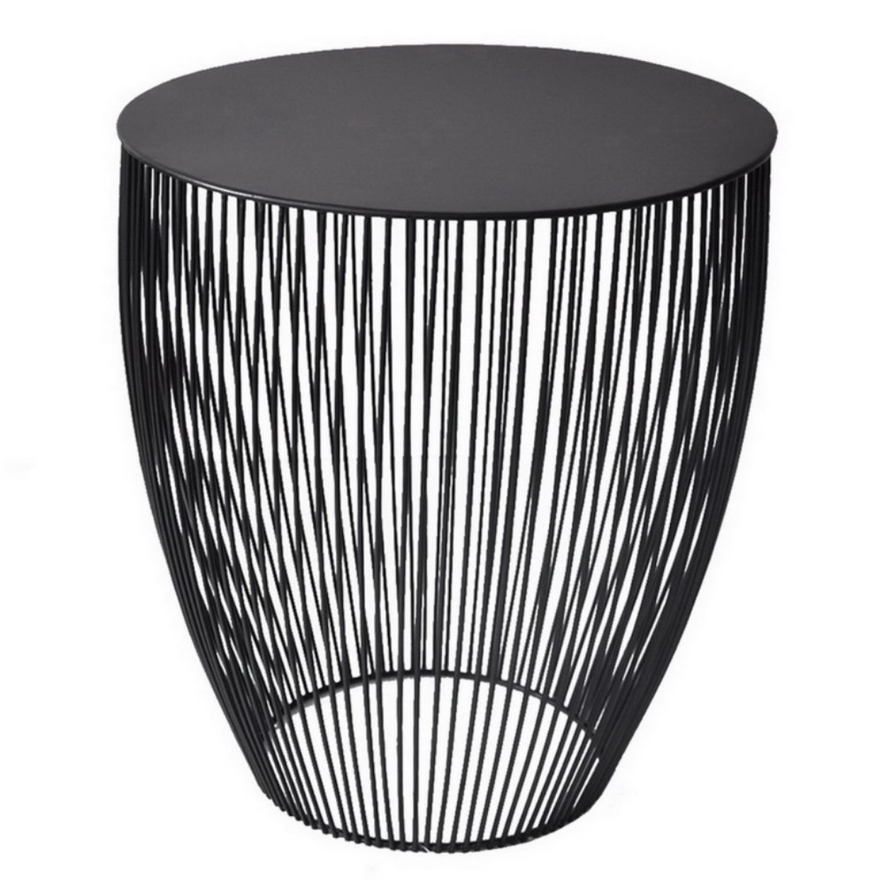 Benzara 93596 magnificent Metal Accent Table