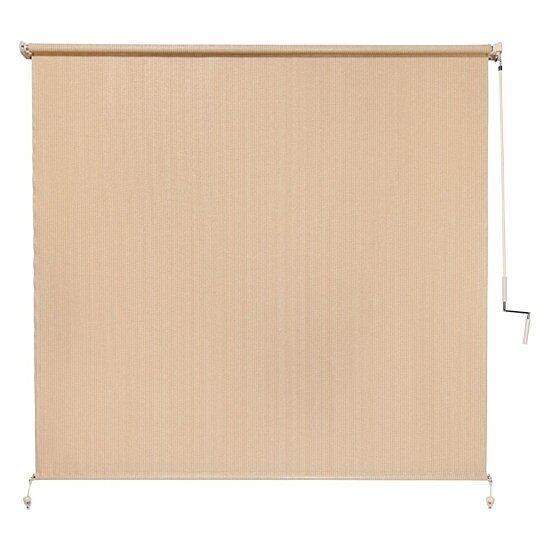 Buy Coolaroo Exterior Cordless Roller Shade 4ft X 6ft Southern Sunset By Benzara Inc On Pickperfect