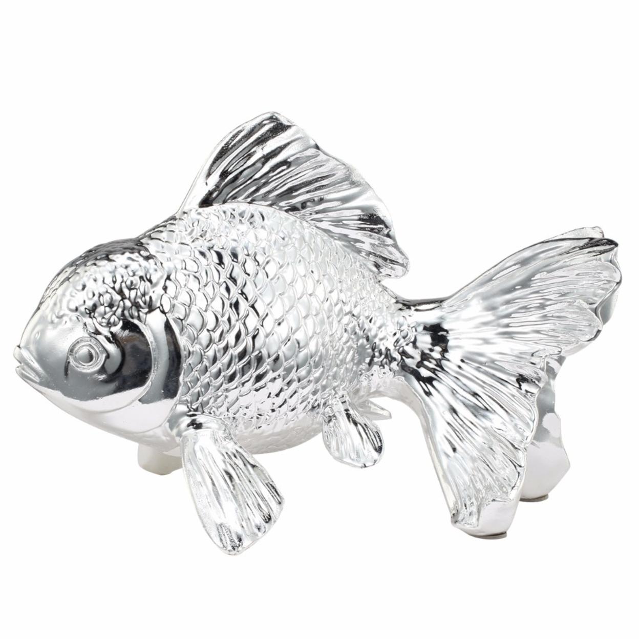 Decorative Mr.Limpet Resin Fish Figurine 59faf6742a00e4698424719c