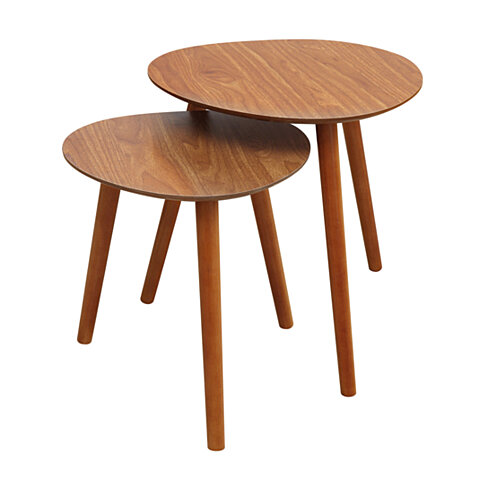 Oslo Java Nesting End Tables