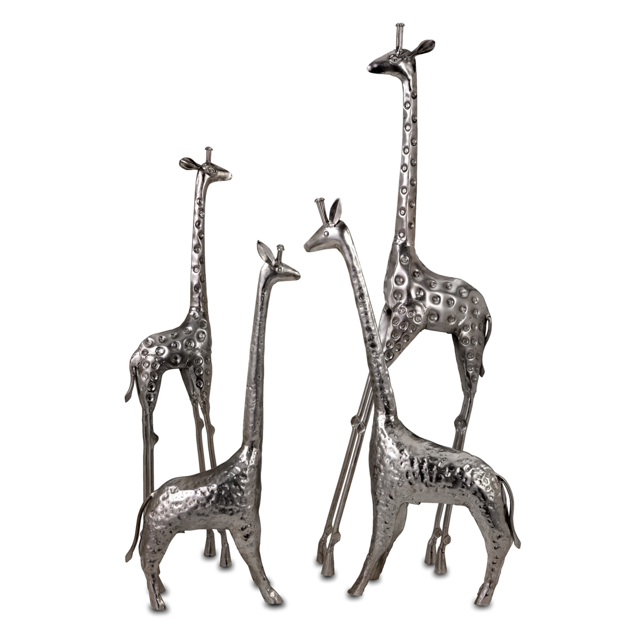 Safari Giraffe Herd - Set of 4 58995667c98fc433fe5a4eef