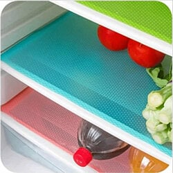 4 pcs/set Fashion Refrigerator Waterproof Mats
