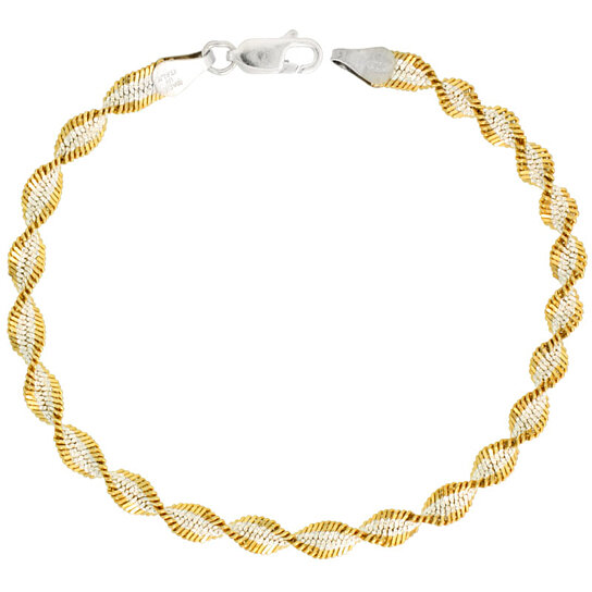 16 Inch Gold Herringbone Necklace: Buy Sterling Silver Twisted Herringbone Chain Necklaces