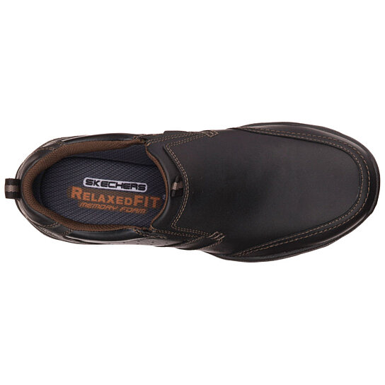 Skechers  Montz Devent Shoe In Black