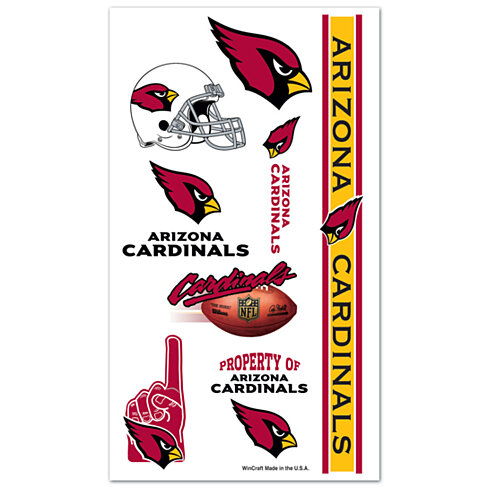 Buy Nfl Temporary Tattoos 10 Tattoos By Swaagstore On