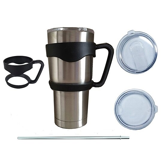 Double Cones Dryers Tumblers ~ Buy oz tumbler stainless steel double wall vacuum