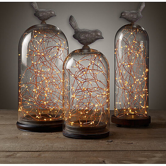 Trending Product This Item Has Been Added To Cart 91 Times In The Last 24 Hours 100 Warm White Starry Led Copper Wire Battery String Lights With Timer