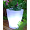 Solar Illuminated Garden Pot