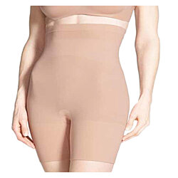 Seamless Long-Leg Waist Control Body Shaper.