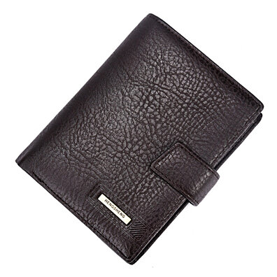 Men Wallets Coin Purse Clutch Hasp Retro Short Wallet package multi-card holder f270