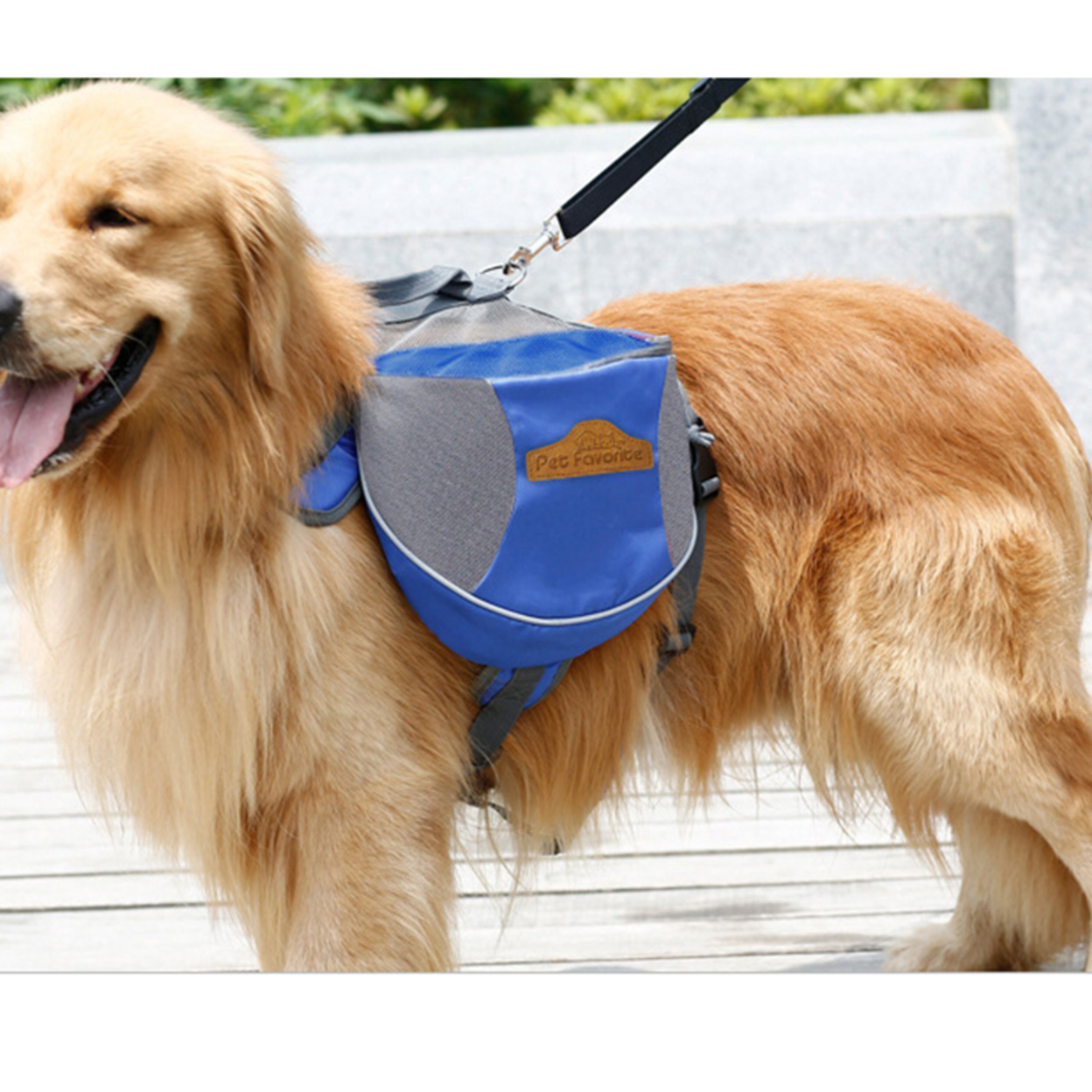 Jeerui Backpack for Dogs&Cats Multifunction Bag Backpack Travel Hiking Outdoors - l, blue 59c4be362a00e45950707520