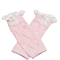 5 Pairs Diamond Shaped Lace Hollow Girl's Leg Warmers
