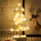 LED light stars love Christmas tree lamp room decoration lamp