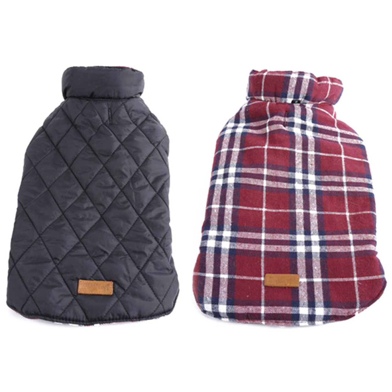 Dog Jacket Winter Christmas New Year new clothes - l 59c4be362a00e459651cf3fc