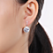 S925 Sterling Silver Plated Earrings