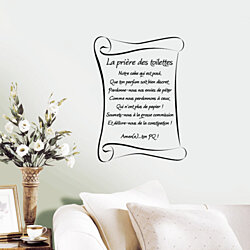 Wall Stickers Waterproof Wall Paper for Living Room Bedroom Decor Art Decal Home Decor Personality Quotes Sticker