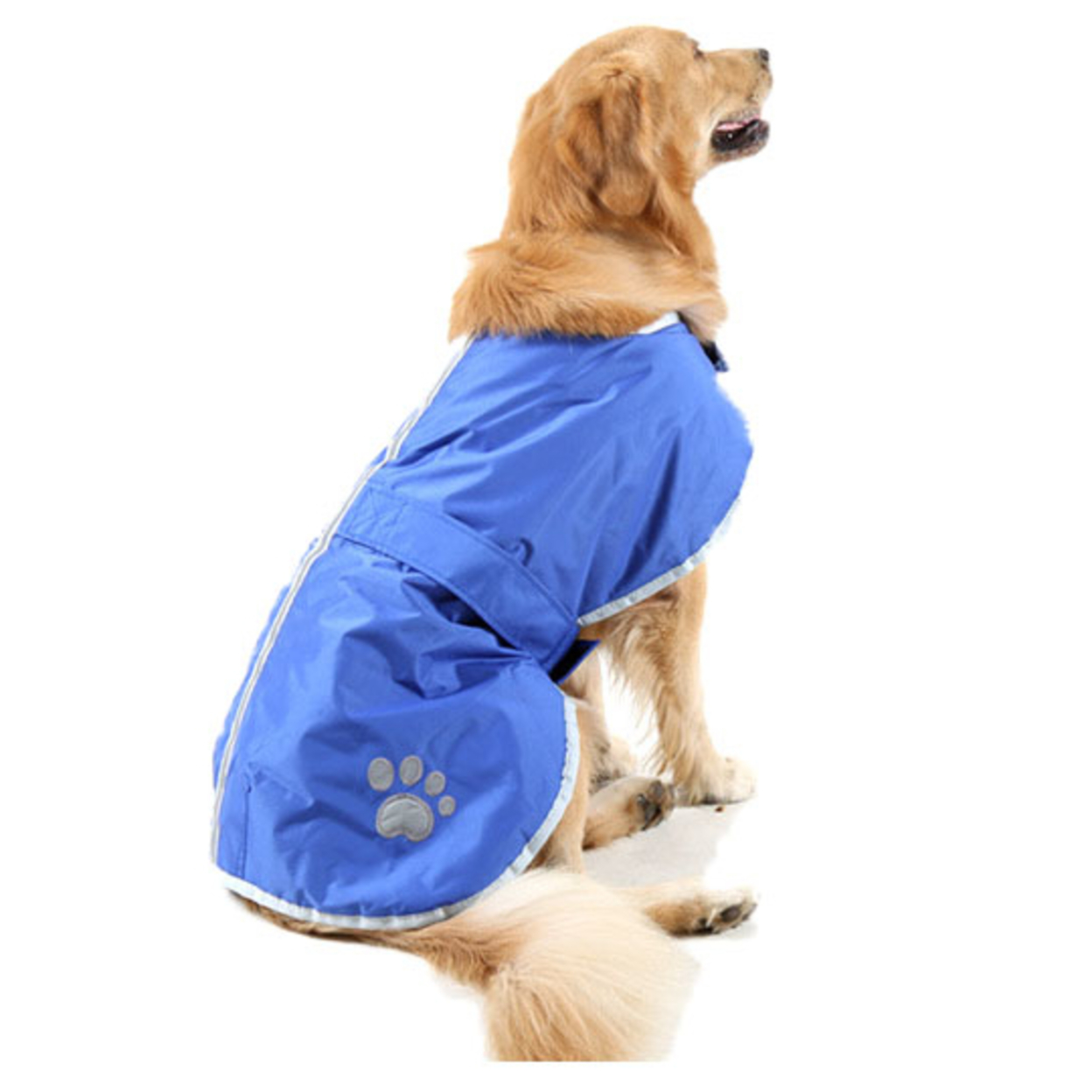 Zack & Zoey Polyester Nor'easter Dog Blanket Coat - m 59c4be362a00e459651cf3f2