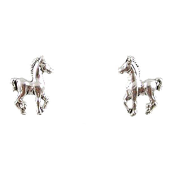 Buy Tiny And Cute Horse Or Pony Stud Earrings In Sterling. Traditional Jewellery. Okj Jewellery. Hyderabadi Jewellery. Unk Jewellery. Greek Jewellery. Jasper Jewellery. Quirky Jewellery. Mallika Jewellery