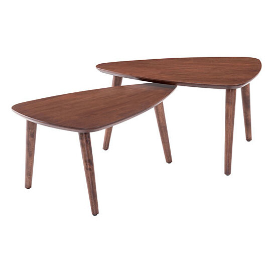 Koah Nesting Coffee Tables By Zuo Modern Contemporary Inc On Dot Bo